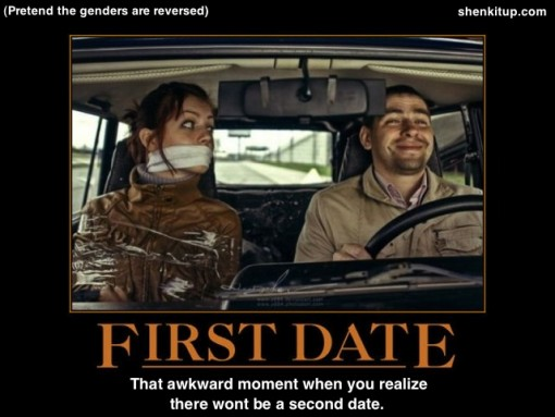First time dating