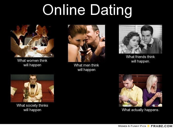Online Dating Is Hard For Guys