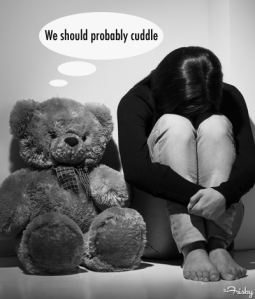 Cuddling-With-A-Stuffed-Animal-May-Help-Cure-Your-Depression-Seriously-400x470
